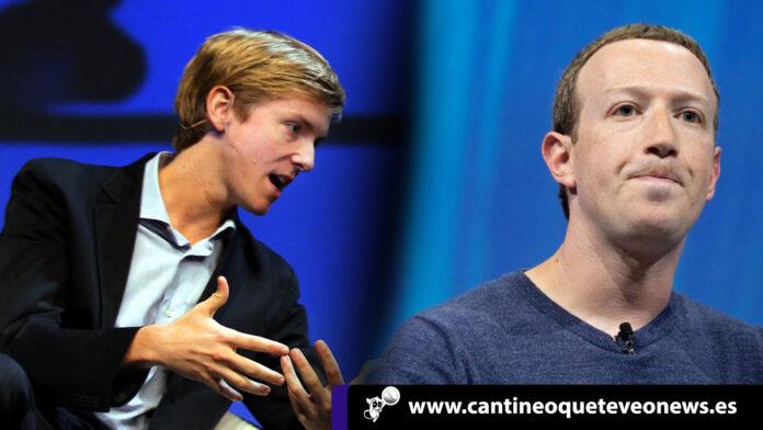 cantineoqueteveo - Facebook Vs Chris Hughes. una batalla por el liderazgo