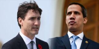 Justin Trudeau - Guaido - cantineoqueteveo