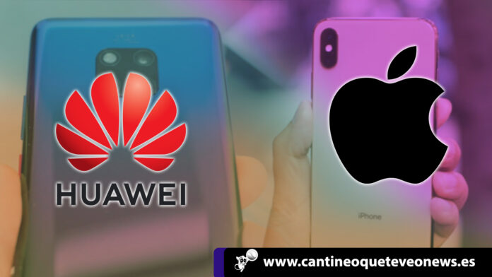 cantineoqueteveo - Huawei vs Apple. la guerra en el mercado global de smartphones