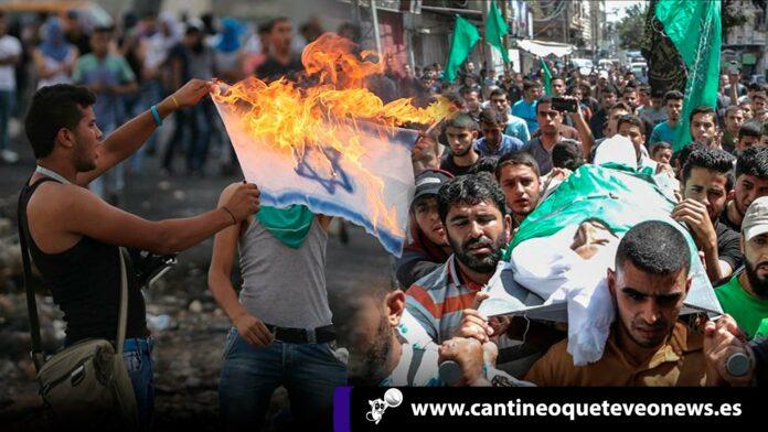 Conflictos en Israel- Cantineoqueteveonews