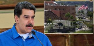 Nicolás Maduro - Embajada de EEUU en Caracas - Cantineoqueteveo News