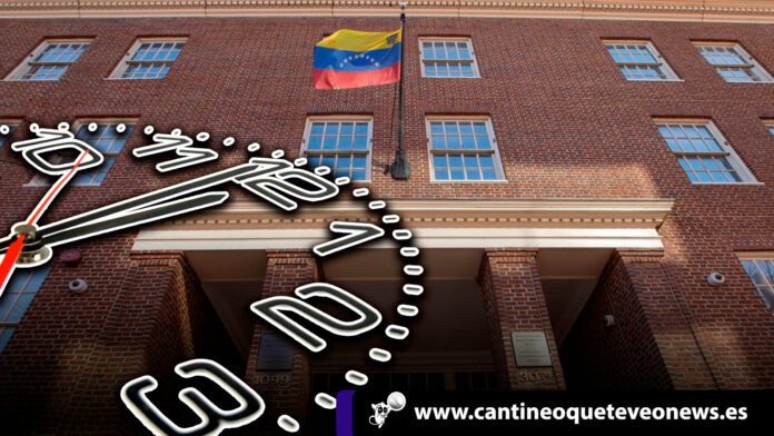 Embajada de Washington - Cantineoqueteveo News