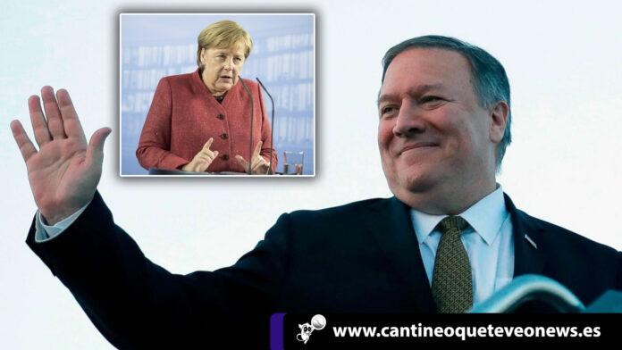 Secretario de estado pompeo - cantineoqueteveonews
