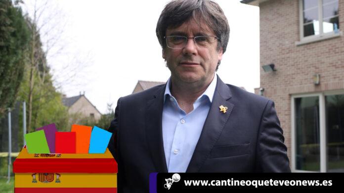 Puigdemont autorizado para candidato - Cantineoqueteveo News