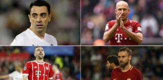 Futbol Europeo - Despedidas - Cantineoqueteveo News