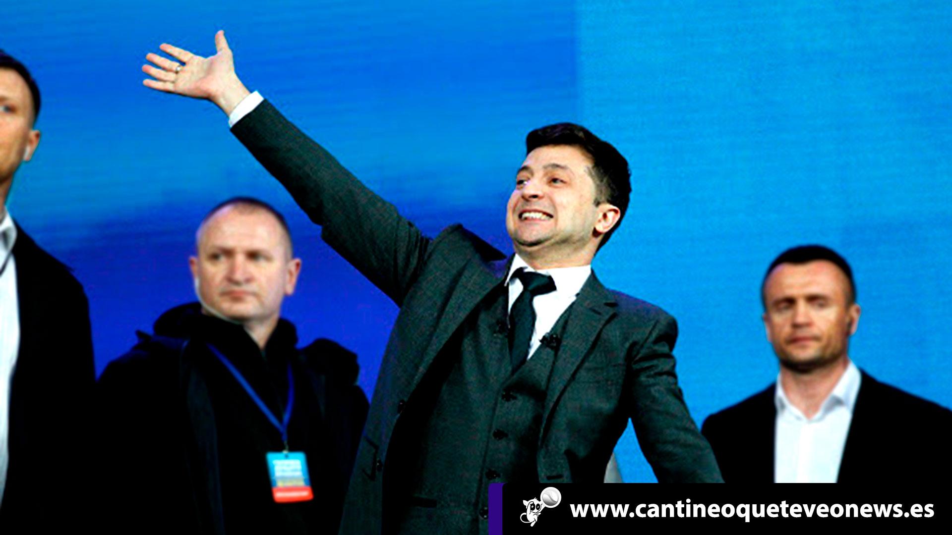presidencia en Ucrania
