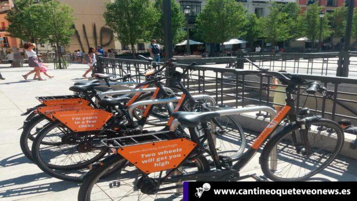Personas con discapacidad - patinetes - bicis - Madrid - cantineoqueteveonews