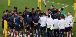 Brasil comienza su fiesta sin Neymar y ante Bolivia 3