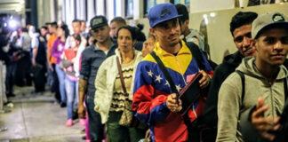 Migración venezolana -Cantineoqueteveonews