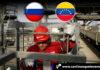 Exportación de gas entre Rusia y Venezuela - Cantineoqueteveo News