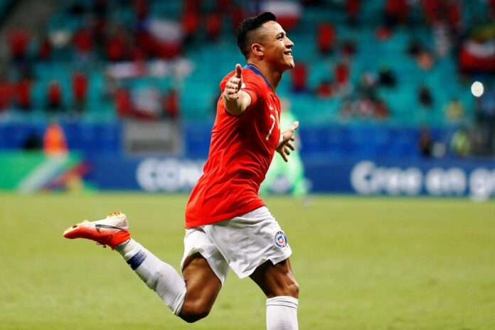 Chile derrotó a Perú