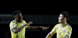 Colombia logró su clasificación - cantineo que te veo