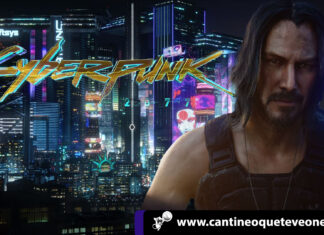cantineoqueteveonews-Cyberpunk 2077, videojuego futurista donde el protagonista es Keanu Reeves