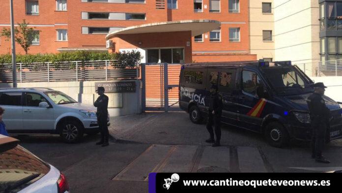 CantineoqueteveoNews - La Policía Nacional ha detenido en Madrid este martes; a 10 personas españolas de origen sirio en dist.....