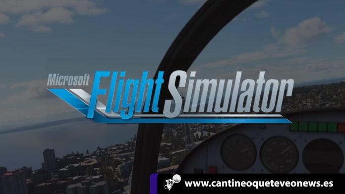 cantineoqueteveonews-Flight Simulator de Microsoft, es diseñado para PC y Xbox One