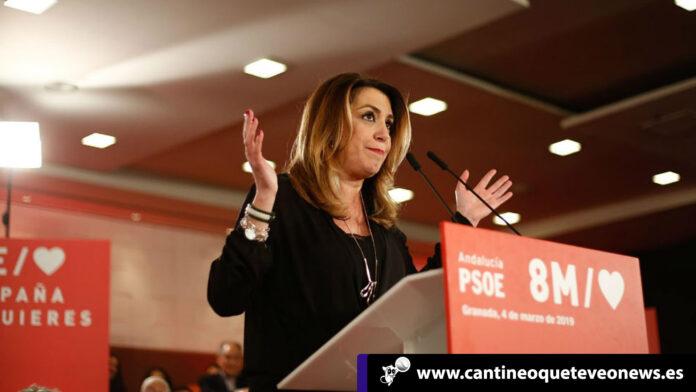 Susana Díaz- Cantineoqueteveonews