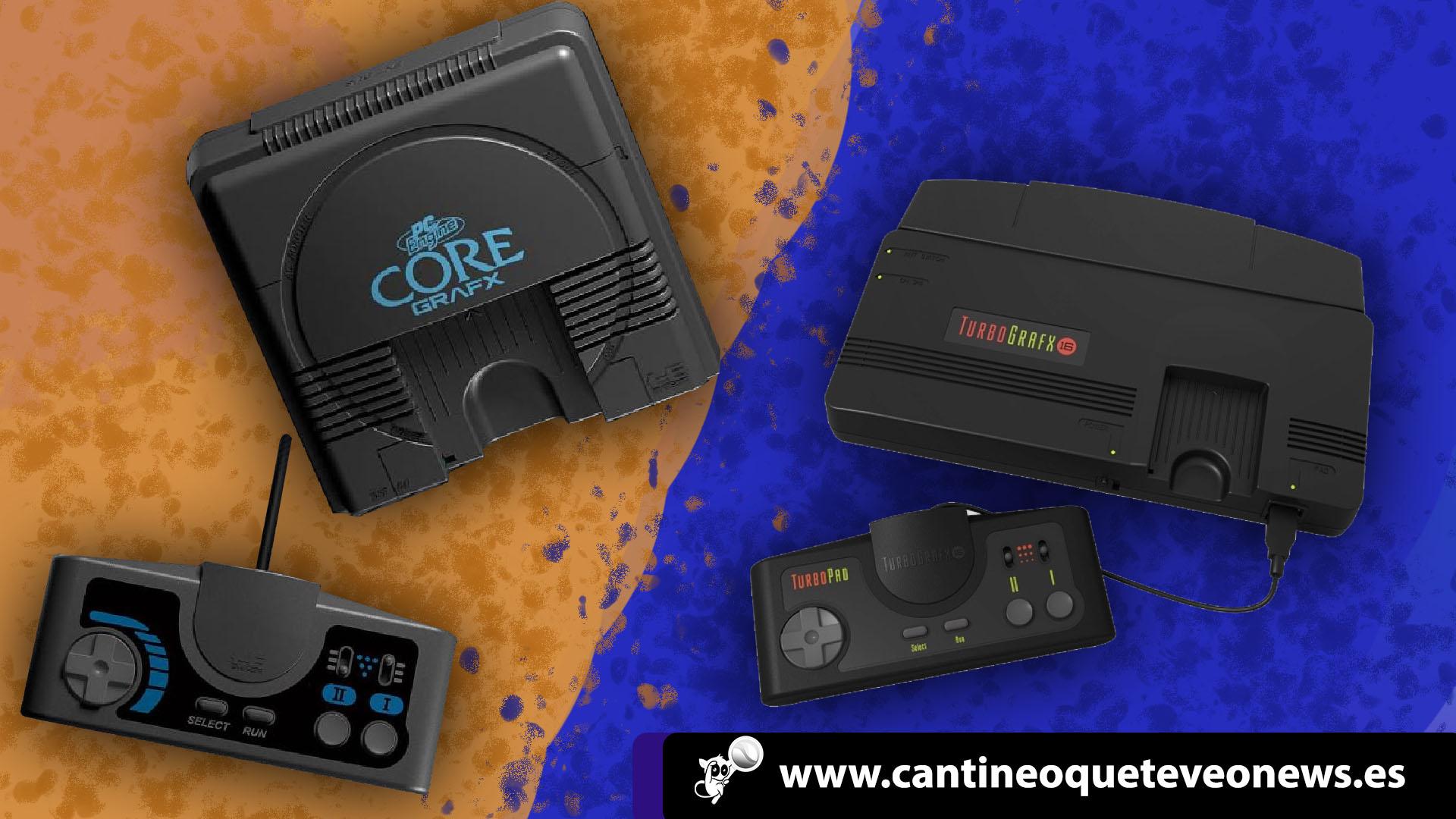 Mini Consolas de Konami, todo lo que debes conocer sobre ellas