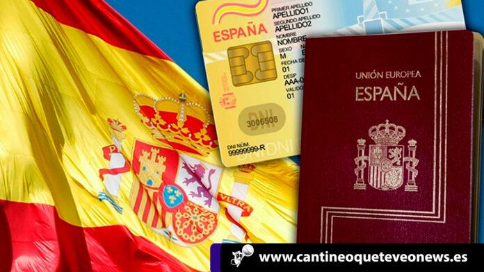 CantineoqueteveoNews - Existen; varios modos de adquirir la nacionalidad española los cuales pueden ser:La Nacionalidad para españoles de...