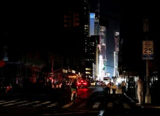 Apagón en Nueva York - cantineo que te veo