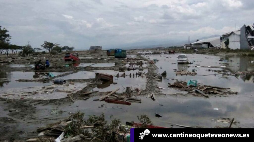 Cantineoqueteveo News - Alerta tsunami indonesia terremoto