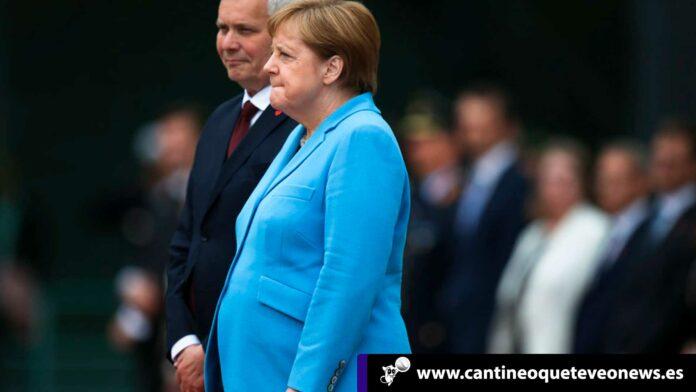 Cantineoqueteveo News - Angela-Merkel tiembla tercer acto