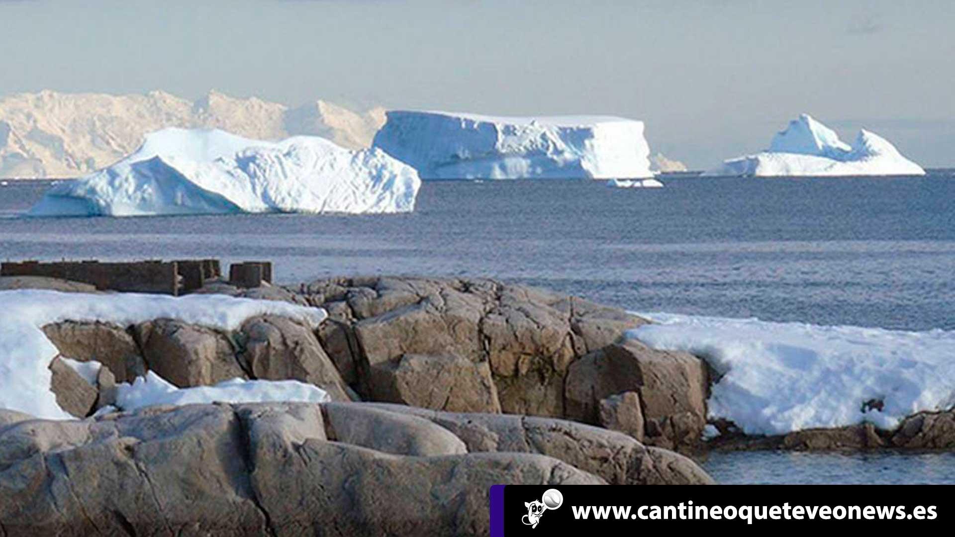 Cantineoqueteveo News - Antártida pierde capas