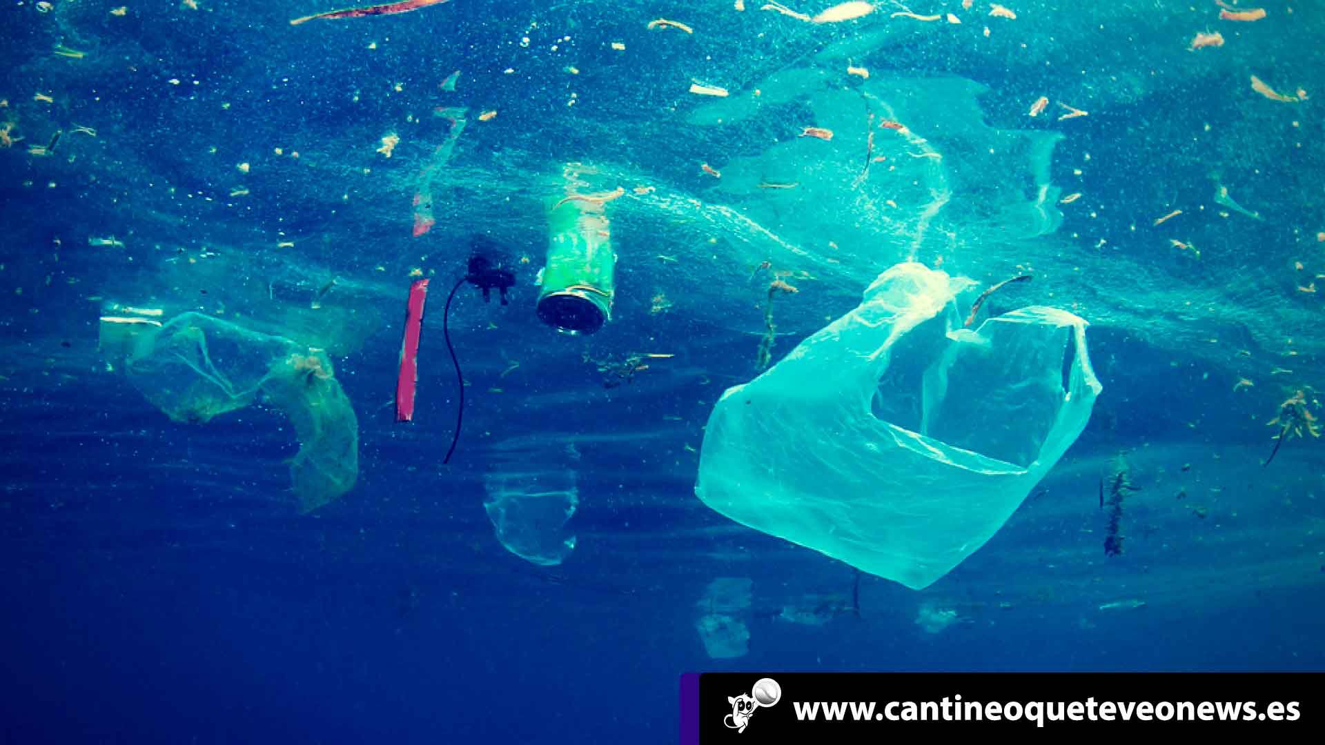 Cantineoqueteveo News - Contaminacion Plástica