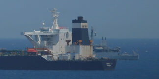 Cantineoqueteveo News - Detenido barco cisterna siria