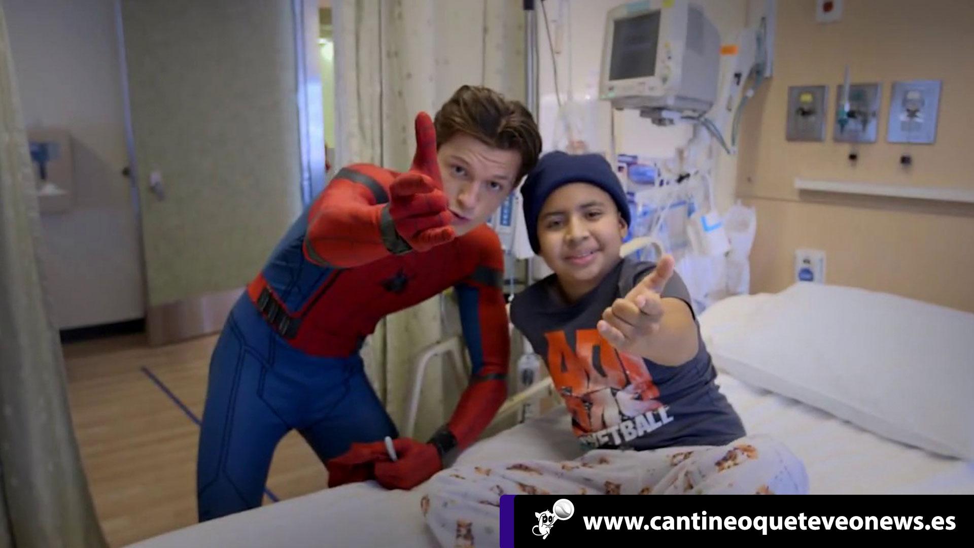 Cantineoqueteveo News - elenco de Spider-man
