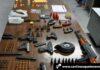 Cantineoqueteveo News - En Málaga encuentran armas de guerra