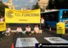 Cantineoqueteveo News - Piquetes de Greenpeace en Madrid central