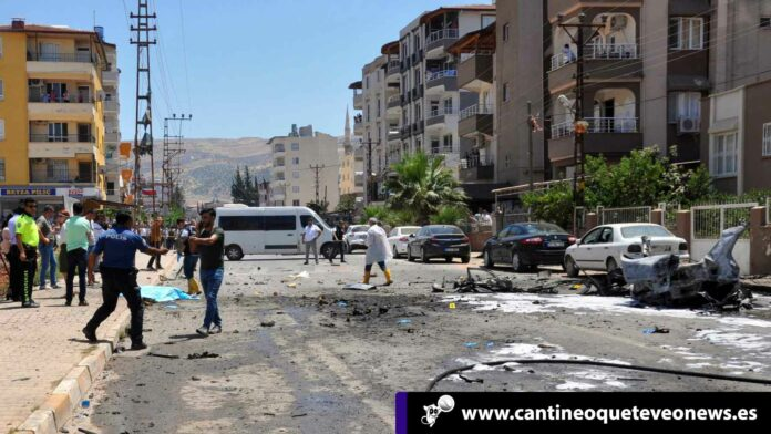 Cantineoqueteveo News- Explosión frontera Turquía Siria