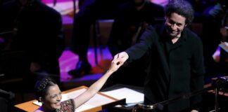 Cantineoqueteveo News - Gustavo Dudamel Natalia Lafourcade