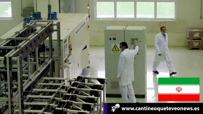 Cantineoqueteveo News - Irán incrementa uranio prohibido