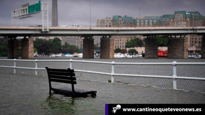 Cantineoqueteveo News - Lluvias en Washington