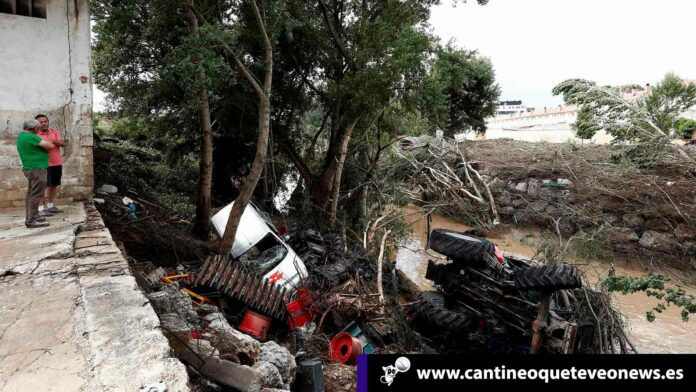 Cantineoqueteveo News - Lluvias en Navarra