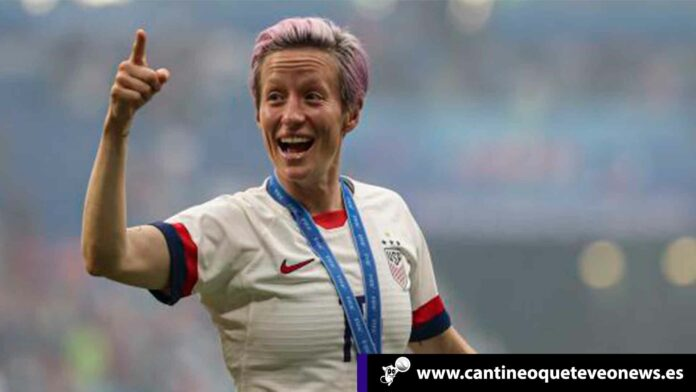Cantineoqueteveo News - Megan Rapinoe