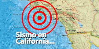 Cantineoqueteveo News - Sismo sur de California