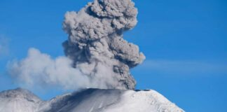 Cantineoqueteveo News - Volcán en Perú