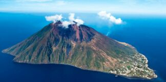Cantineoqueteveo News -Volcán Stromboli erupción