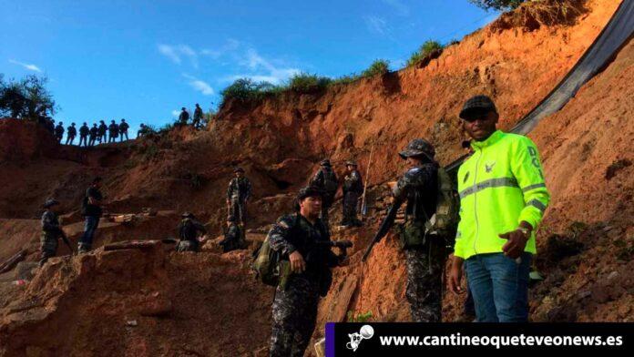Cantineoqueteveo News - funcionarios ecuador minería ilegal