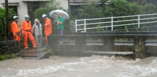 Cantineoqueteveo News - lluvias inundaciones japón