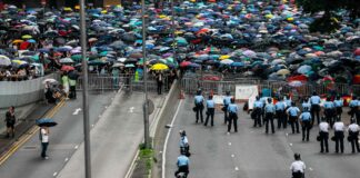 Cantineoqueteveo News - Protestas en Hong Kong