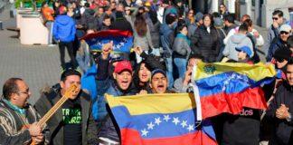 Cantineoqueteveo News - migración chilena venezolanos