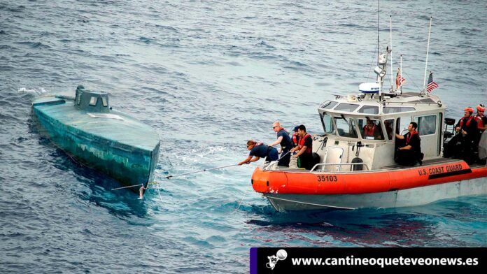 Cantineoqueteveo News - narcosubmarino guardacosta EEUU