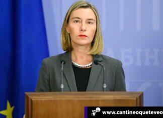 Cantineoqueteveo News - presiones de Mogherini