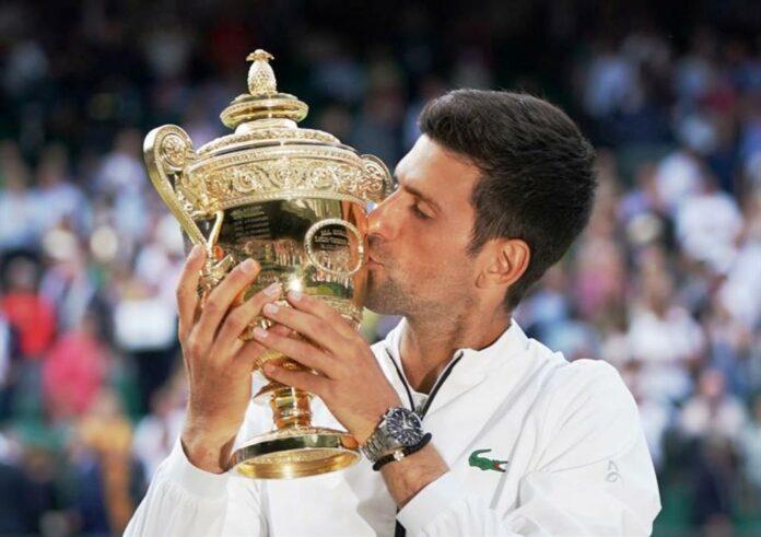 Djokovic campeón de Wimbledon - cantinteo que te veo