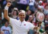 Roger Federer llegó a 100 victorias . cantineo que te veo