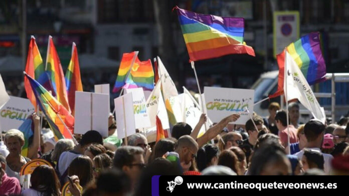 Orgullo Gay Madrid - cantineoqueteveonews
