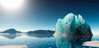 Cantineoqueteveo News - Un gran iceberg desplaza